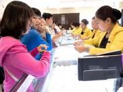 Mua sắm - Giá cả - Giá vàng thế giới tăng, Việt Nam giảm