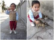Ảnh đẹp của bé - Nguyễn Hải Phong -  AD16435 - Chàng trai yêu động vật