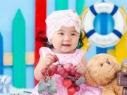 Ảnh đẹp của bé - Hoàng Gia Linh - AD24467 -
