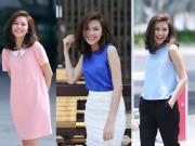 Thời trang - Đầu mùa hè nên mặc màu gì để sáng hồng xinh tươi