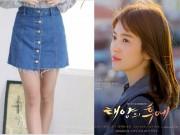 """Thời trang - Shop thời trang """"hốt bạc"""" nhờ váy áo Song Hye Kyo"""