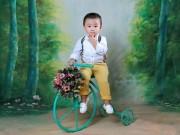 Ảnh đẹp của bé - Ninh Thái Vinh - AD19921 - Anh chàng yêu thích hoạt hình