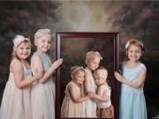 Làm mẹ - 3 bé gái ung thư đẹp như thiên thần năm 2014 giờ ra sao?
