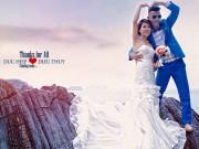 Hiệp gà khoe ảnh cưới lãng mạn với vợ thứ 3