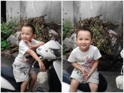 Ảnh đẹp của bé - Nguyễn Anh Tuấn - AD37296 - Cậu nhóc nhí nhảnh