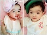 Ảnh đẹp của bé - Phan Trần Khả Ngân - AD91679 - Đôi mắt mơ màng