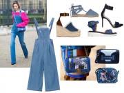 Thời trang - Những món đồ denim nhất định phải sắm mùa hè này