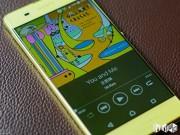 Eva Sành điệu - Mê mẩn với Sony Xperia XA màu vàng chanh