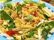 Bếp Eva - Nộm gà trộn xơ mít chua cay mặn ngọt đầy hấp hẫn