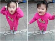 Ảnh đẹp của bé - Đặng Nguyễn Lan Chi - AD11227 - Tóc mây má hồng