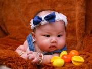 Ảnh đẹp của bé - Lê Nguyễn Ngọc Hân - AD23173 - Cô bé yêu sắc màu