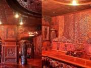 Nhà đẹp - Biệt thự gỗ trị giá hàng chục tỉ ở Nghệ An gây xôn xao