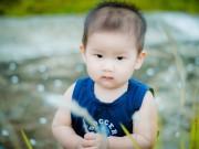 Ảnh đẹp của bé - Đinh Gia Minh - AD21864 - Chàng trai bụ bẫm hay cười