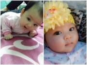 Ảnh đẹp của bé - Trần Hoàng Yến My - AD20224 - Mắt đen đáng yêu