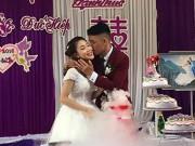 Hiệp Gà nghẹn ngào trong ngày cưới vợ thứ 3