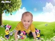 Ảnh đẹp của bé - Nguyễn Huy Khánh - AD48847 - Tôn Ngộ Không nhí