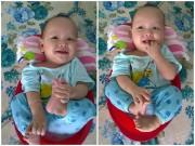 Ảnh đẹp của bé - Mai Gia Bảo - AD26822 - Nụ cười đáng yêu