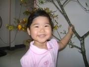 Ảnh đẹp của bé - Bùi Ngọc Bách Linh - AD23689 - Bé con thích tạo dáng