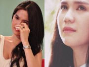 Làng sao - Ngọc Trinh khóc sưng mắt vì bị một cô giáo chê bai
