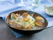 Bếp Eva - Miến nấu ngao đơn giản cho ngày mới
