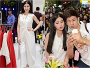 Làng sao - Đông Nhi được fan Đà Nẵng hâm mộ cuồng nhiệt