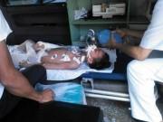 Tin tức - Hành trình giành giật sự sống cho bé trai 10 tuổi bị tai nạn