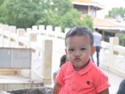 Ảnh đẹp của bé - Trần Khang - AD13561 - Chàng trai cực ngầu