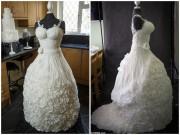 Bếp Eva - Bí mật của chiếc váy cưới không bao giờ được mặc
