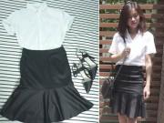 Thời trang - 4 cách mix áo sơ mi trắng hợp với mọi vóc dáng
