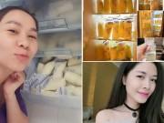 Bà bầu - Những 'tủ lạnh sữa mẹ' của sao Việt khiến dân tình ngưỡng mộ