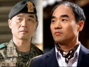 """Làng sao - Trung tướng Yoon """"Hậu duệ mặt trời"""": Người cha thắng bệnh tật vì con"""