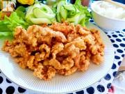 Bếp Eva - Thịt heo tẩm nước mắm chiên giòn siêu ngon