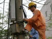 Người dân lo tiền điện tăng...theo mùa
