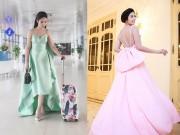 Thời trang - Những sự cố váy áo khiến Ngọc Hân bị săm soi