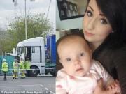 Làm mẹ - Mẹ 9x liều mình hy sinh cứu con 1 tuổi khỏi gầm xe tải