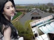 Nhà đẹp - Siêu biệt thự rộng gấp 4 lần sân bóng của Lưu Diệc Phi