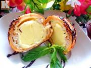 Bếp Eva - Cách làm kem chiên mát lạnh cho mùa nắng