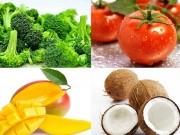 Làm mẹ - 8 loại rau quả ngon bé càng ăn càng thông minh
