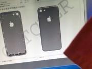 Eva Sành điệu - iPhone 7 Pro lộ ảnh dùng camera kép