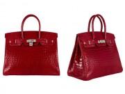 Thời trang - Gặp chiếc túi Hermès Birkin bán lại đắt nhất thế giới