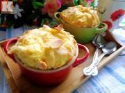 Bếp Eva - Bữa sáng dễ làm với bánh mì trứng nướng