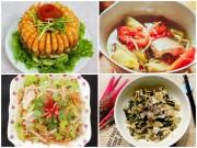 Bếp Eva - Bữa cơm cuối tuần đầy hấp dẫn