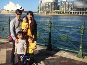 Làm mẹ - Những chuyến du lịch sang chảnh 'phát thèm' của con sao Việt