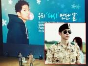 Làng sao - 4.000 fan vỡ òa khi được gặp Song Joong Ki