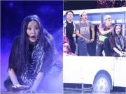 Làng sao - Cười xuyên Việt: Vừa buồn cười, vừa sợ với 'Chuyến xe bão táp'