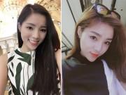 Làm đẹp - Hoa hậu Kỳ Duyên lại nối tóc dài đen thẳng mượt