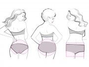 Thời trang - Bí kíp chọn quần chip chuẩn dáng mông chị em cần thuộc lòng