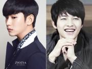 """Làng sao - Song Joong Ki bị Kim Soo Hyun """"vượt mặt"""""""