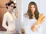 Bà bầu - Thực đơn tránh thực phẩm bẩn khi bầu bí của Diễm Trang
