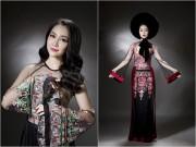 Ảnh đẹp Eva - Linh Nga kiêu sa, quyến rũ với áo dài